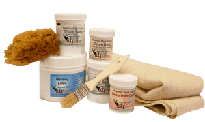 Canadian Tan Shale - Molding and Paint Kit - Matuska Taxidermy