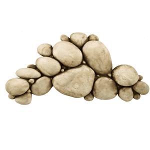 River Rock Wall Cluster - Matuska Taxidermy