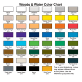 Woods & Water Standard Colors - Matuska Taxidermy
