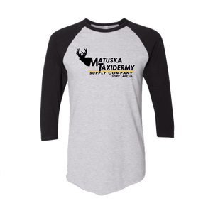 Matuska Baseball T-Shirt - Matuska Taxidermy