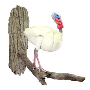 Turkey Roost Branch (Right Turn) - Matuska Taxidermy