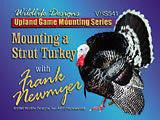 Mounting a Strut Turkey DVD - Matuska Taxidermy
