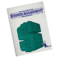 Business Management Manual