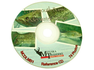 Underwater Bass Reference CD's - Matuska Taxidermy