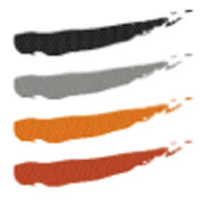 Colorado Grey Shale - Molding and Paint Kit
