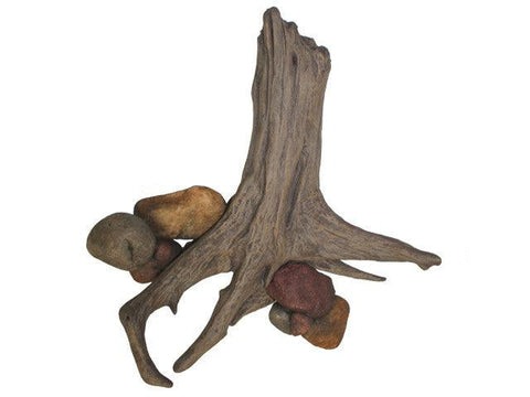 Artificial Driftwood Kit with Rocks