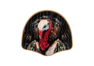 Photo Ingrained Turkey Panel - Matuska Taxidermy