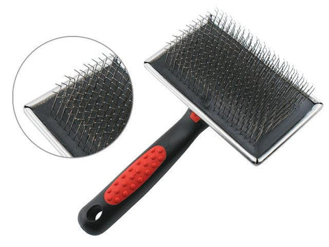 Grooming Brush - Long Pin Bristle