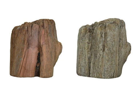 Artificial Driftwood Stump - Medium