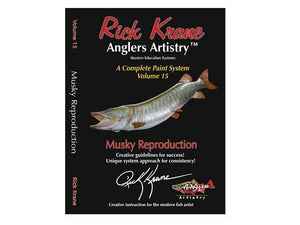 Painting Fish with Rick Krane - Matuska Taxidermy