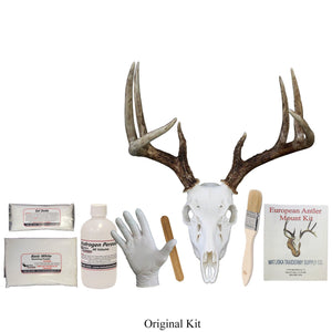 European Antler Mounting Kits - Matuska Taxidermy