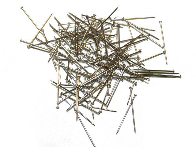 Steel Nickel Pins - Matuska Taxidermy