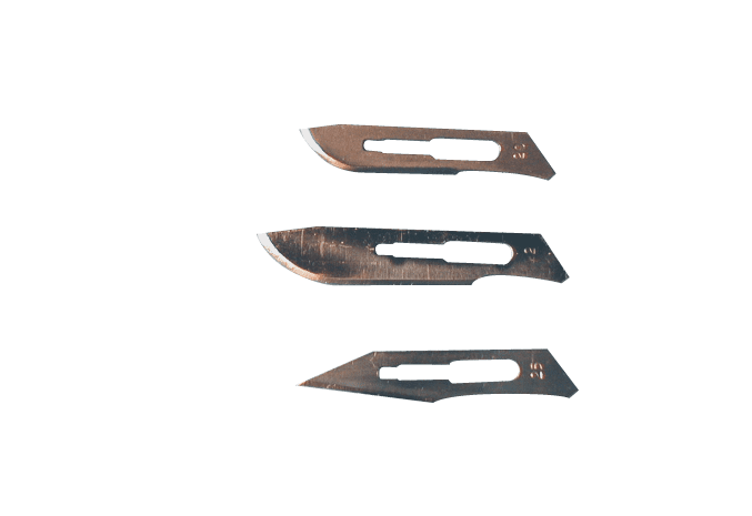 Replacement Blades (for #6 Handle) - Matuska Taxidermy