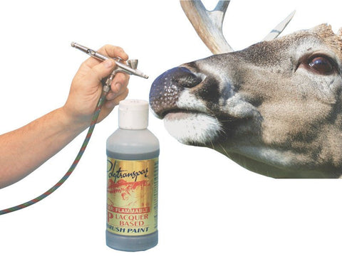 Yox Nose Grey - Polytranspar - Matuska Taxidermy