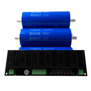 lithium cell with battery balancer
