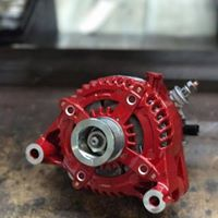 JK JL Jeep Wrangler 12-20 3.6L 250-370a Alternator PCM Controlled Plug and Play