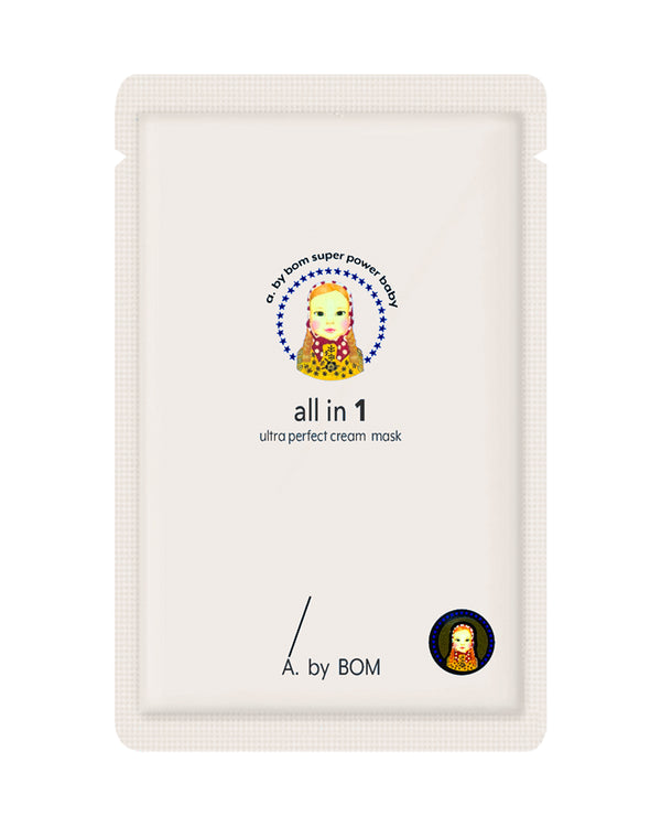 A By Bom All In One Ultra Perfect Cream Mask - kopen in Nederland bij Keauty.nl
