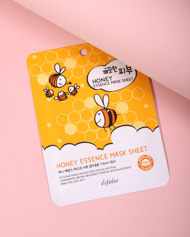 Esfolio Pure Skin Honey Essence Mask Sheet - kopen in Nederland bij Keauty.nl