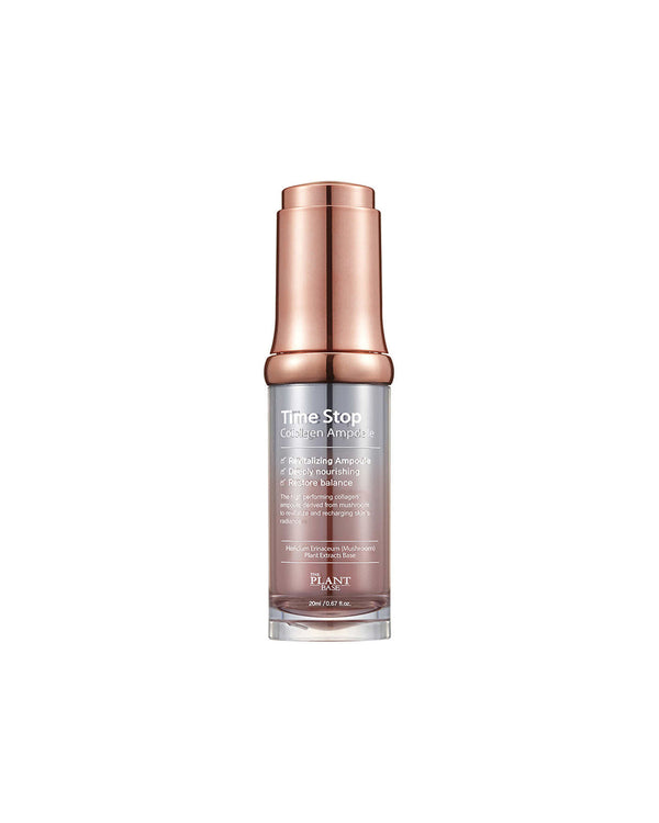 The Plant Base Time Stop Collagen Ampoule - kopen in Nederland bij Keauty.nl