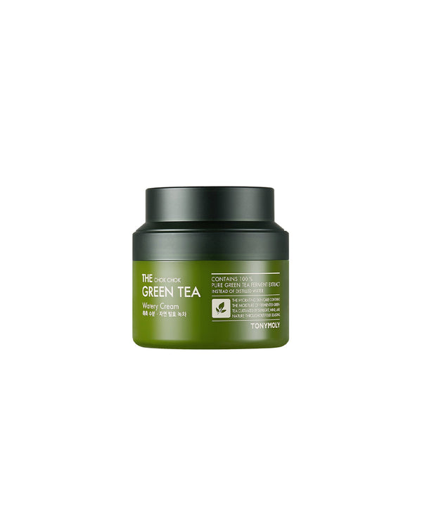 TONYMOLY The Chok Chok Green Tea Watery Cream - kopen in Nederland bij Keauty.nl