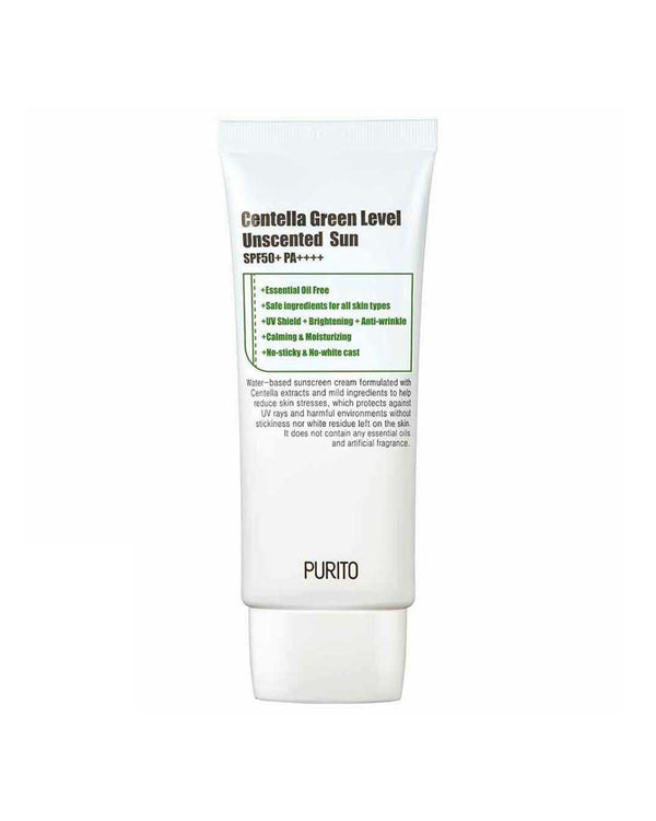Purito Centella Green Level Unscented Sun - kopen in Nederland bij Keauty.nl