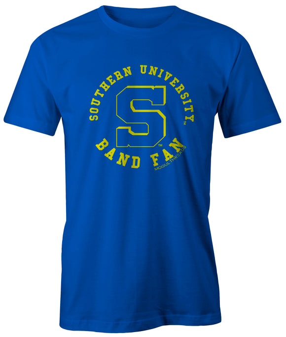 Big S Band Fan T-shirt