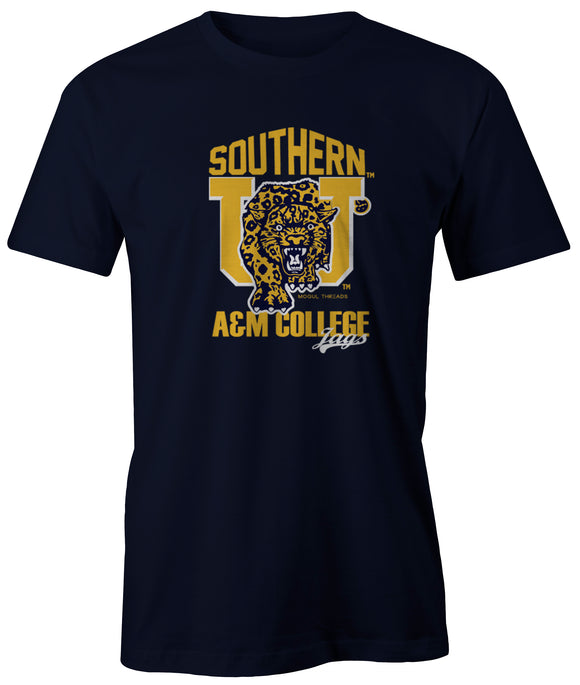 Southern University Big Cat Unisex T-Shirt