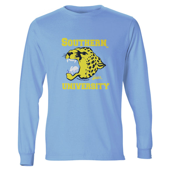 Southern University Throwback 80's Long Sleeve Unisex T-shirt