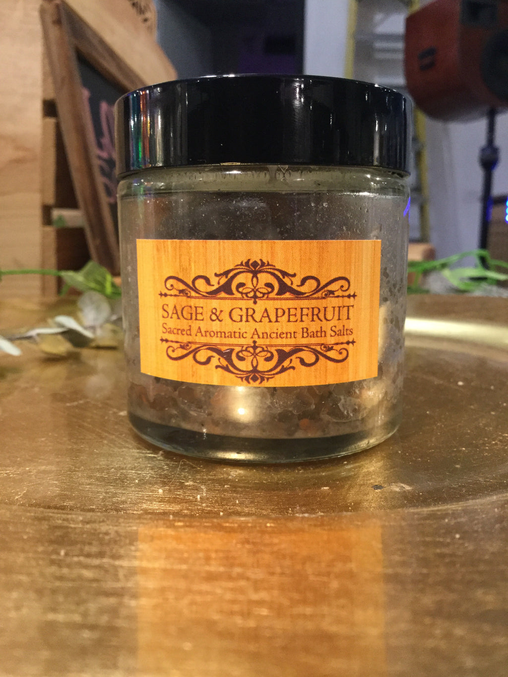 Recreation Bath Salt Sage & Grapefruit