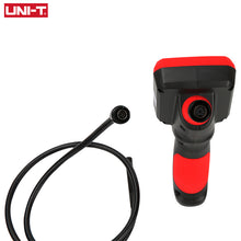 Load image into Gallery viewer, Industrial Snake Borescope Professional Handheld 2.4 Inch Endoscope - Bragartele.com
