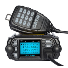 Load image into Gallery viewer, Walkie Talkie Zaston MP380 VHF 136-174MHz UHF 400-480MHz Dual Band Mobile Radio Long Range Car Mobile Radio Station Transceiver - Bragartele.com