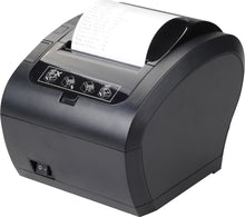 Load image into Gallery viewer, 80mm thermal receipt printer 80mm usb thermal printer usb pos system supermarket NT-306 - Bragartele.com