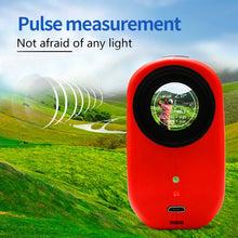 Load image into Gallery viewer, Laser Range Finder Telescope Distance Meter Altitude Angle (600m) - Bragartele.com