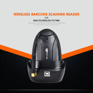 Handheld Cordless Bar code  Reader for POS and Inventory - NT-H2 - Bragartele.com