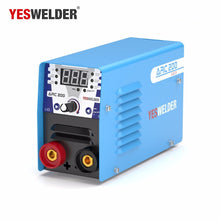 Load image into Gallery viewer, Mini ARC Welding Machine Single Phase 220V Inverter MMA Portable Welder (Blue) - Bragartele.com