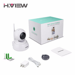 Wifi Surveillance Camara 720P Wireless IP Camera 1200TVL Android iPhone OS Access Cameras - Bragartele.com