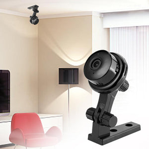 Camera Wireless Wifi Micro Surveillance 1080p HD Mini Low Night Vision - Bragartele.com