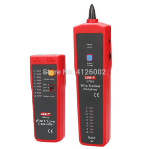 Wire Tracker telephone line/network cable/power cable line calibration - Bragartele.com