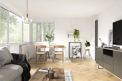 #03 Natural Modern Living with Scandinavian Design