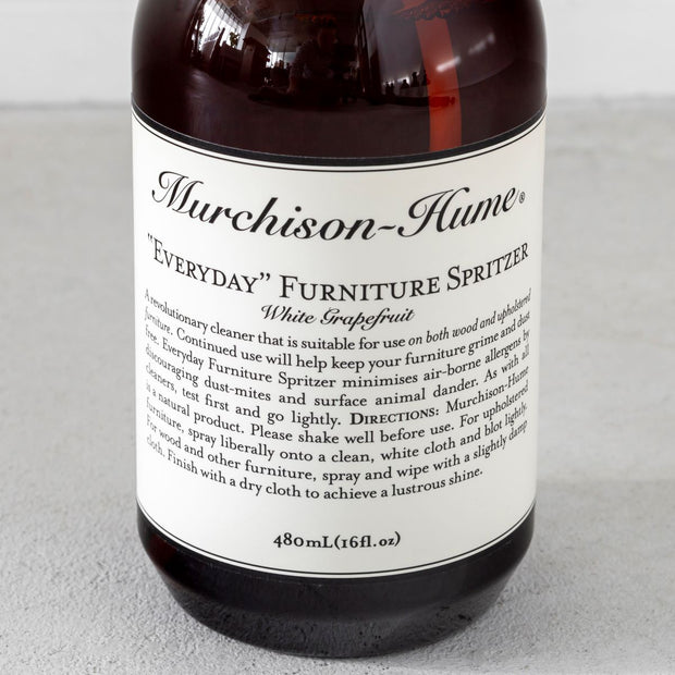 "Murchison-Hume(マーチソン ヒューム) 家具クリーナー ""EVERYDAY"" 480ml"