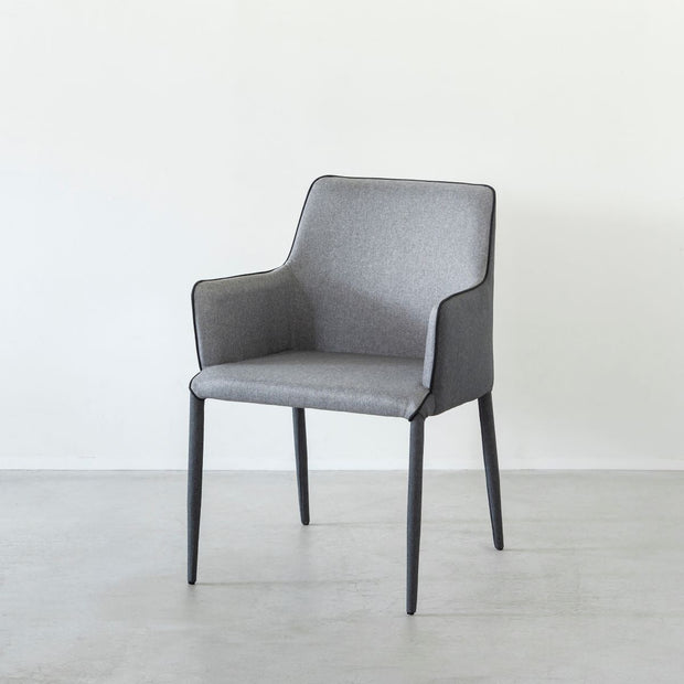 Two-tone Stylish Arm Chair