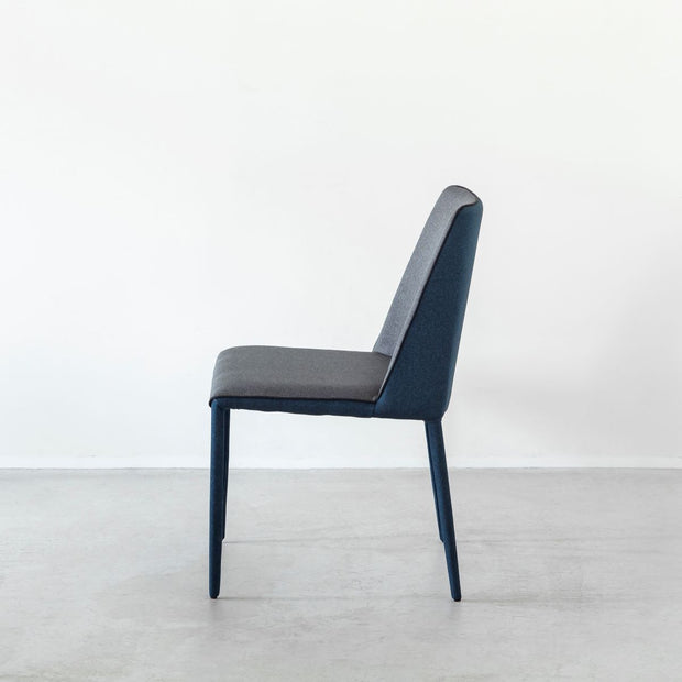 Two-tone Stylish Chair × 2