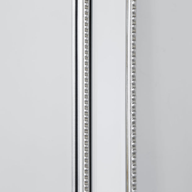Mirrored Wall Mirror - Decorative 44 × 134