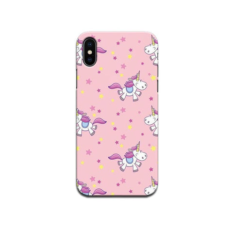 Unicorn Peach Case