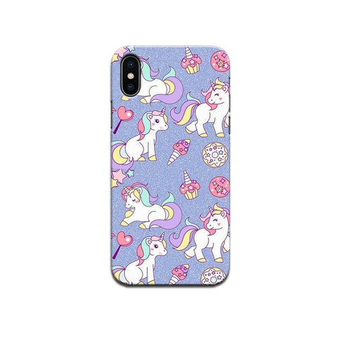 Unicorn Purple Case