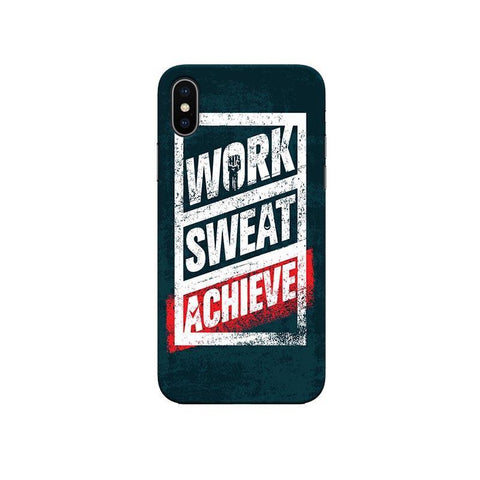 Work and Sweat case