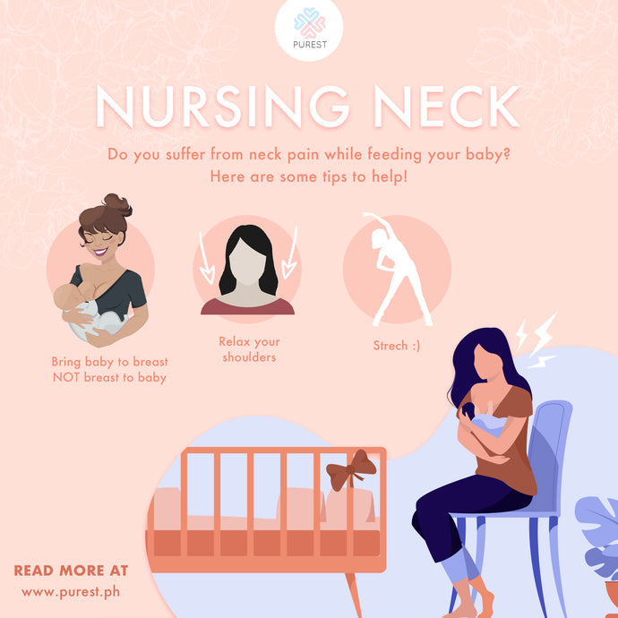 How to Avoid Nursing Neck While Breastfeeding