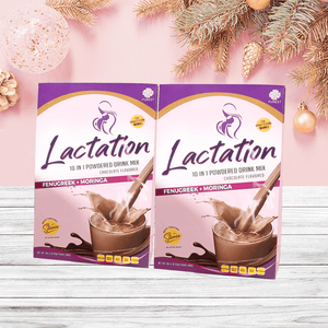 Purest Lactation Drink - Chocolate Flavor