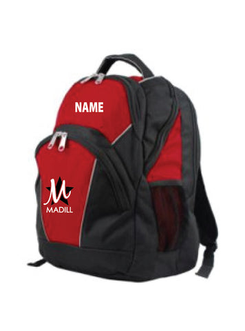 P) Triple Play Deluxe Backpack