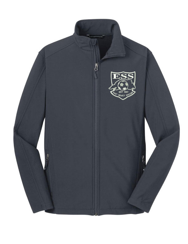 ESS C1) NEW MENS , LADIES & YOUTH SOFTSHELL JACKETS